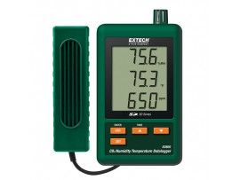 Extech SD800 Registrador de datos para temperatura-CO2-Humedad