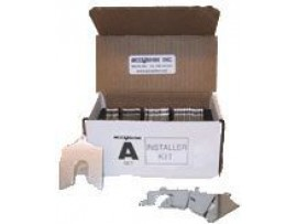 "Installer Kit Lainas Calibradas de acero inoxidable 2""x 2"""
