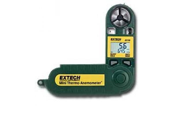 Extech 45158 Mini Thermo-Anemometro Plus Humedad